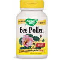 Nature's Way, Bee Pollen, 580 mg - 100 Capsules