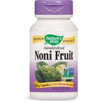 Nature's Way, Noni Fruit, Standardized - 60 Veggie Caps