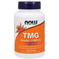 Now Foods, TMG, 1,000 mg - 100 Tablets