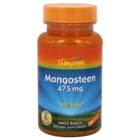 Thompson, Mangosteen, 475 mg - 30 Veggie Caps