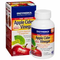 Enzymedica, Apple Cider Vinegar - 60 Capsules
