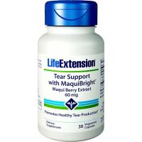 Life Extension, Tear Support, with MaquiBright, Maqui Berry Extract, 60 mg - 30 Veggie Cap