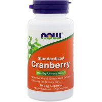 Now Foods, Standardized Cranberry - 90 Veg Capsules