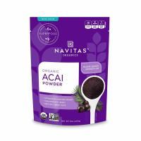 Navitas Organics, Organic Acai Powder - 8 oz (227 g)