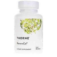 Thorne Research, Resveracel - 60 Capsules