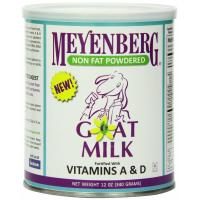 Meyenberg Goat Milk, Non Fat Powdered Goat Milk - 12 oz (340 g)