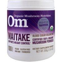OM Organic Mushroom Nutrition, Maitake, Mushroom Powder - 7.14 oz (200 g)