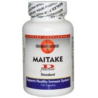 Mushroom Wisdom, Maitake D Fraction, Standard - 120 Capsules