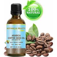 Botanical Beauty, Arabica Coffee Seed Oil, 100% Pure/ Natural. For Face, Body and Hair - 1