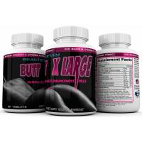 BTFM, BUTT X LARGE Butt Enlargement, Booty Enhancement - 60 Tablets