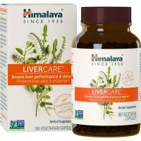 Himalaya Herbal Healthcare, Liver Care - 180 Veggie Caps