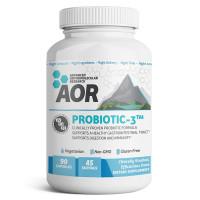 AOR, Probiotic-3 - 90 Capsules