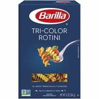 Barilla, Tri-Color Pasta, Rotini - 12 oz (340 g)