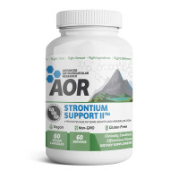 AOR, Advanced Series, Strontium Support II - 60 Veggie Caps