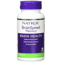 Natrol, BrainSpeed Memory - 60 Tablets