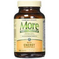 American Health, More Than A Multiple, With Energy Essentials - 90 Tablets