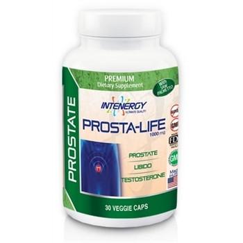 Intenergy, Prosta-Life 1000 mg - 30 Veggie Caps