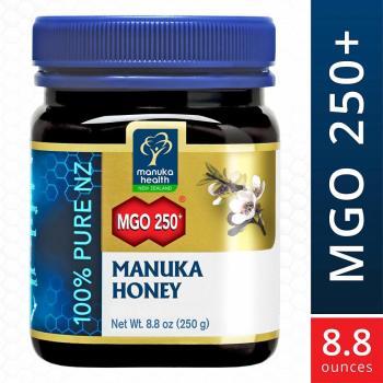 Manuka Health, Manuka Honey, MGO 250+, 8.8 oz (250 g)