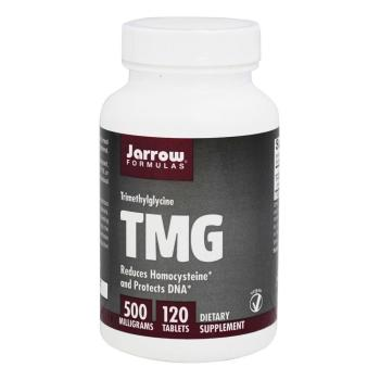 Jarrow Formulas, TMG, Trimethylglycine, 500 mg - 120 Tablets