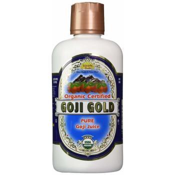 Dynamic Health, Organic, Goji Gold - 32 fl oz (946 ml)