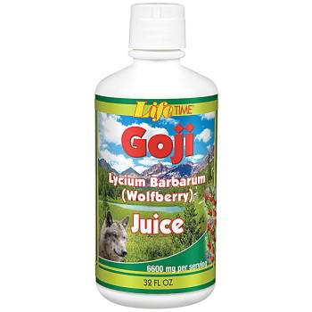 Life Time, Goji Juice Blend, 6600 mg - 32 fl oz (946 ml)