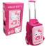 Hello Kitty, Rolling Bag (18 X 12 Inch)