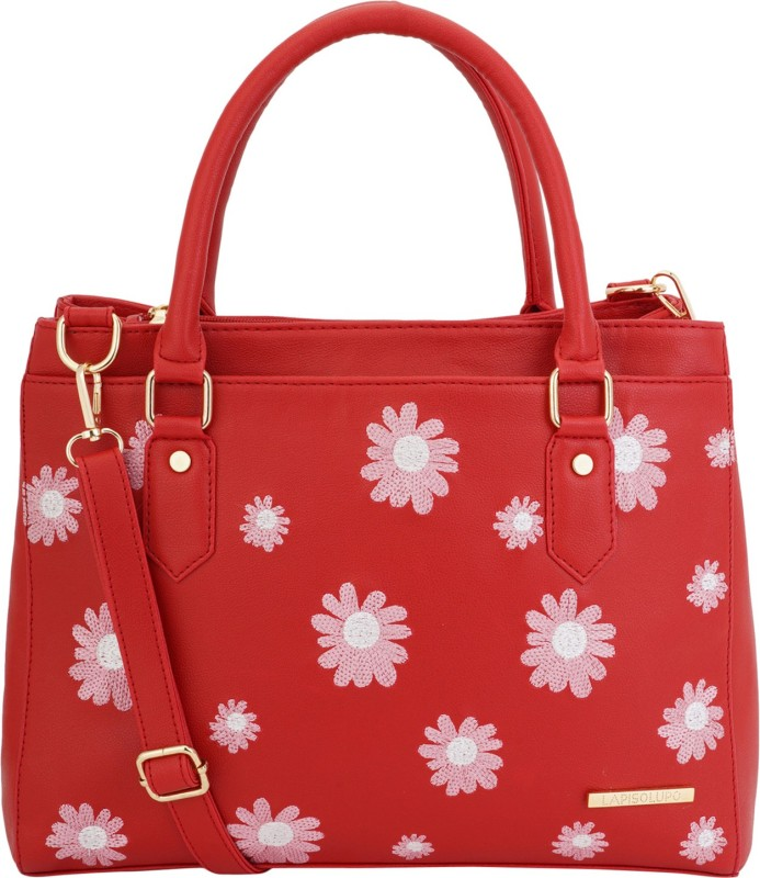 Women Red Sling Bag Price in India