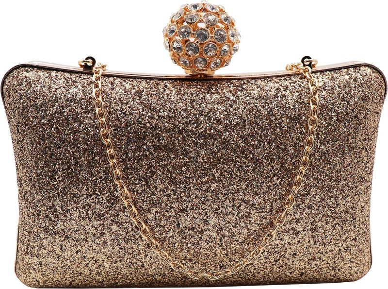 Party, Casual Multicolor  Clutch Price in India