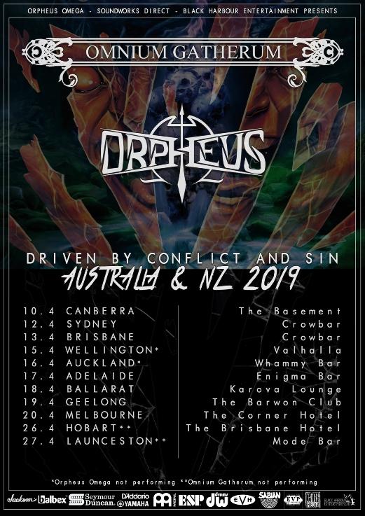 Soundworks Touring - Past Tours