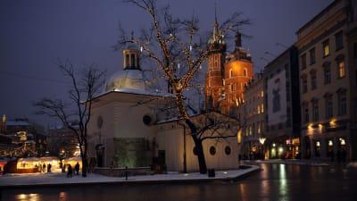 St. Adalbert-kyrkan i Krakow