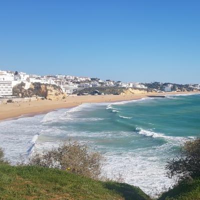 Fira jul & nyår på Algarvekusten - den portugisiska sydkusten