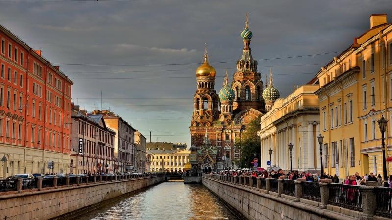 St. Petersburg-Tallinn