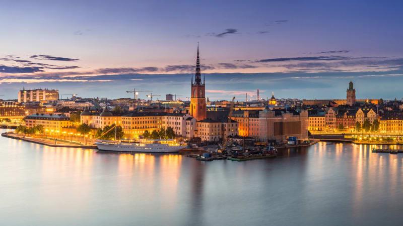 Hemorten-Stockholm. Musikal