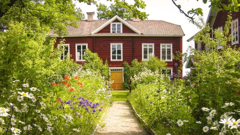 Västerås-Kramfors med Hälsingegården Erik-Anders