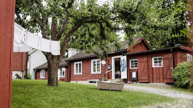 Örebro med Wadköping & lunchkryssning på Hjälmaren