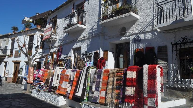 Alpujarra (ingår)