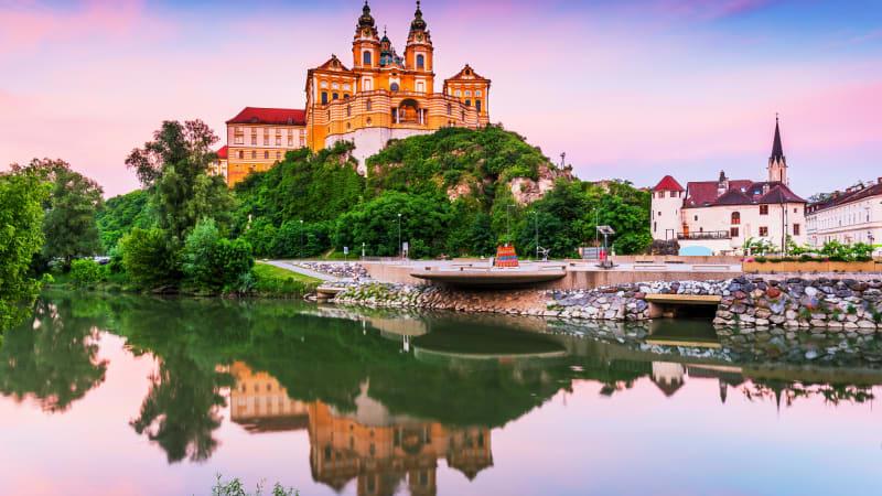 Donaukryss Krems-Melk