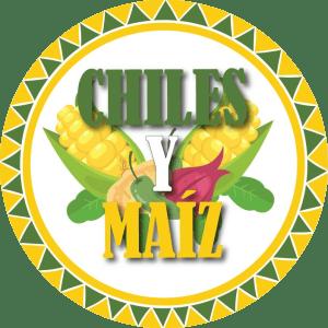 Chiles y Ma'iz logo