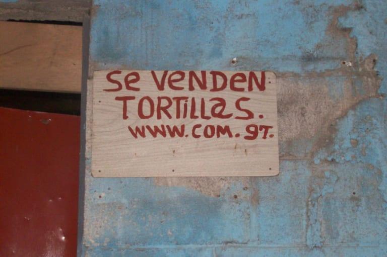 Corn Tortillas in Europe