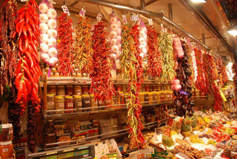Online Stores of Mexican Products in Europe