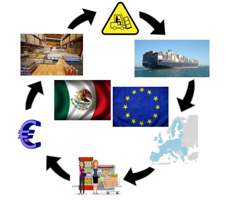 How to Import Merchandise to the European Union in Times of TLCUEM