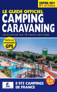 Guide Officiel Camping Caravaning 2021