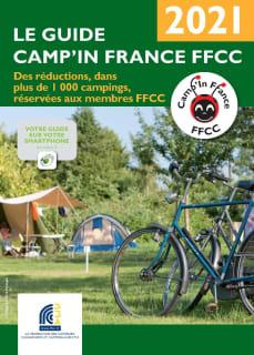 Guide Camp'In France FFCC 2021