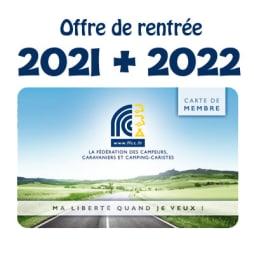 Adhésion Familiale 2021 + 2022