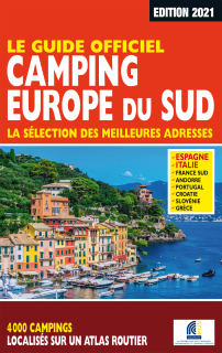 Guide Officiel Europe du Sud 2021