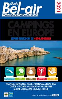 Guide Bel Air - Campings en Europe 2021