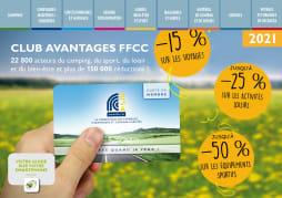 Guide du Club Avantages FFCC 2021