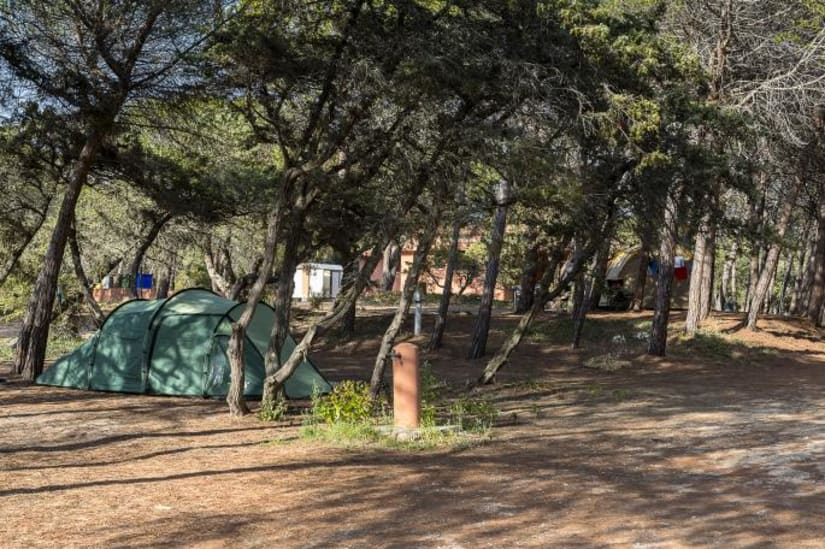 Li Nibari, le camping village à Sorso en Sardaigne