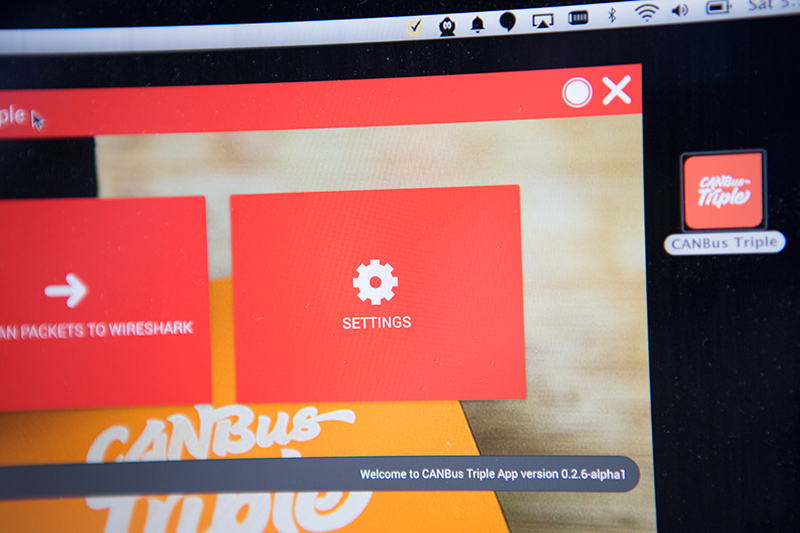 CANBus Triple – The car hacking platform -