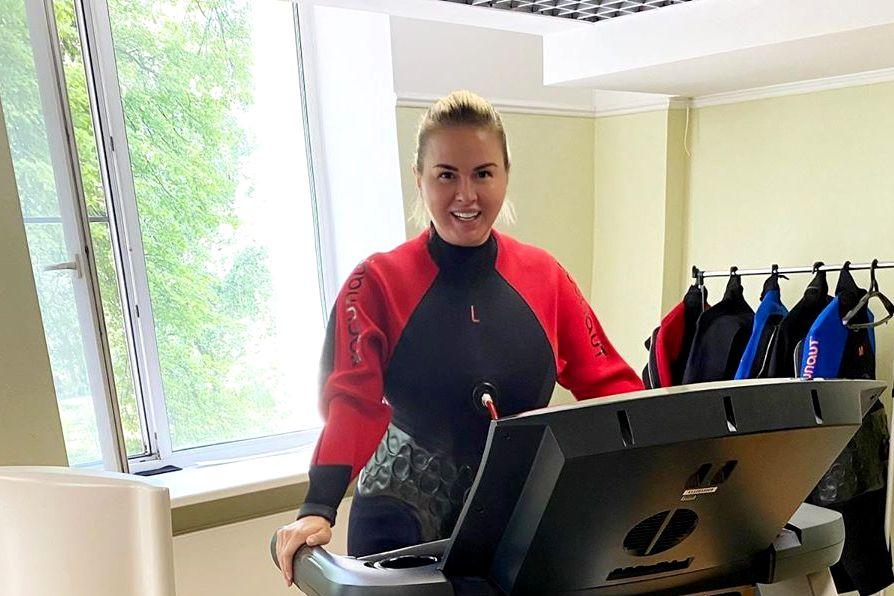 Семенович провела 4 дня в клинике без еды